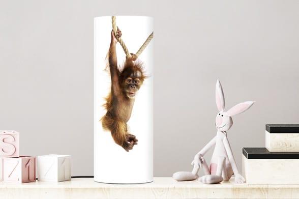 Lampe petit singe