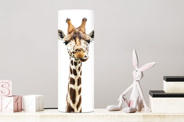Lampe petit giraffe